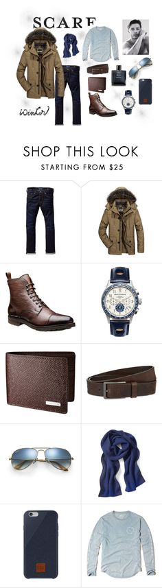 """""""Your Live Your Style"""" by citiesstyle ❤ liked on Polyvore featuring Scotch & Soda, Jack Mason, HUGO, Ray-Ban, Banana Republic, Native Union, Hollister Co. and Chanel"""