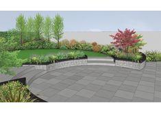 Terrace garden design www.owenchubblandscapers.com Terrace Garden Design, Patio, Outdoor Decor, Home Decor, Decoration Home, Room Decor, Home Interior Design, Home Decoration, Terrace