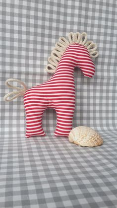 With horse herd / saleswoman Katka Rachmetov, Best Picture For DIY Rug jeans For Your T Sewing Projects For Kids, Sewing For Kids, Baby Sewing, Diy Crafts For Kids, Fabric Toys, Fabric Crafts, Sewing Crafts, Sewing Tutorials, Sewing Stuffed Animals