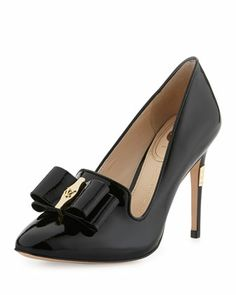 Trendy Bow and Pointed Toe Design Pumps For Women | Pumps, Toe and  Beautiful high heels