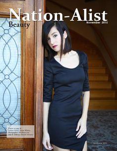 Christina Grimmie #ClippedOnIssuu from Nation-Alist Magazine November 2015 Issue