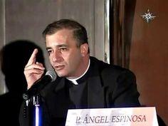 Tu que produces cuando te hieren? IRA, DESEO DE VENGANZA... - Padre Angel Espinosa - YouTube