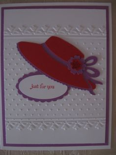 Red Hat Ladies Birthday Cards   Creative Connections