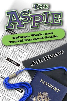 Review of #Aspie guide for transitioning to adult life: higher education or work, job hunting, interviews, relationships, budgeting, living on your own, traveling, etc