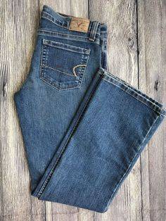 American Eagle Stretch Skinny Flare 2 Petite | Clothing, Shoes & Accessories, Women's Clothing, Jeans | eBay!