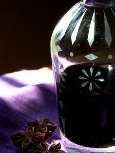 Liquore alla liquirizia - licorice liqueur - @foodbookscrafts