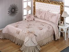 How to choose a bedspread for bedroom-11