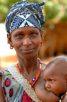 mossi family | The people of Burkina Faso (A western Sahelian interior nation)