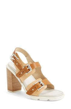 rag & bone 'Baron' Leather Sandal (Women) available at #Nordstrom