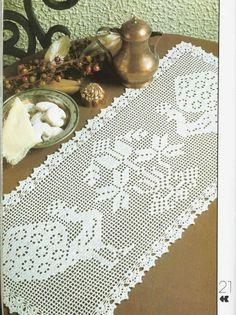 Decorative Crochet Magazines n° 22 - tristanime - Picasa Web Albums