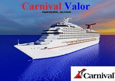 Carnival Valor Ship Information | Carnival Valor [Full Interior!][1:1 Cruise Ship!]