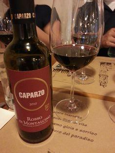 Caparzo, Rosso di Montalcino, Montalcino, Italy