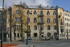 Дом И.Лидваль