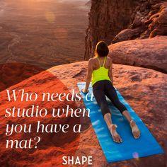Breathe In Faith, Breathe Out Fear   Shape Magazine