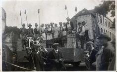 Cavalcade à Visé - 1928 ?
