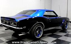 In this Hot Cars video we are going to take a closer look at one truly amazing muscle car 1968 Chevy Camaro, Camaro Car, Car Ford, Ford 4x4, Chevy C10, Corvette, Custom Muscle Cars, Chevy Muscle Cars, Custom Cars