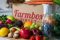 Eat Healthy. Live Happy. Fresh, Local Produce Delivered to Your Door.  FREE Shipping to the East Coast!