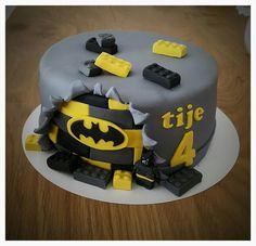 Lego batman cake / taart
