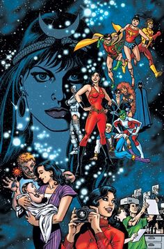 DC SPECIAL: THE RETURN OF DONNA TROY #1 Pg 3