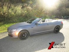 Here's another really nice color change wrap done by Xhibit Solutions. www.xhibitsolutions.com  Materials used: Avery Brushed Steel Metallic