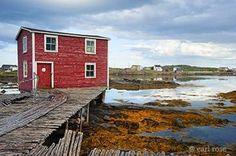 Joe Batt's Arm, Newfoundland, Canada