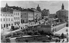 Stalingradzka Street :) My Kind Of Town, Beautiful Buildings, Poland, Paris Skyline, Black And White, Live, Street, Places, Photos