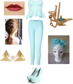 """""""jasMINT"""" by beth12325 on Polyvore"""