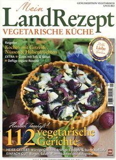 Voller Liebe kochen. Gefunden in: Mein LandRezept Genussedition, Nr. 1/2015