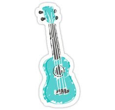 Reaction Memes Discover teal ukulele Sticker by pasengo Ukulele Stickers, Phone Stickers, Cool Stickers, Printable Stickers, Iphone Wallpaper Vsco, Tumblr Stickers, Aesthetic Stickers, Sticker Design, Teal