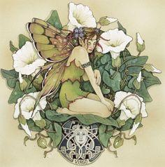 Linda Ravenscroft ~ Virgo