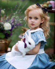 """Alice in Wonderland' Beautiful Little Girls, Cute Little Girls, Beautiful Children, Beautiful Babies, Little Girl Photography, Cute Kids Photography, Cute Kids Pics, Cool Kids, Kid Pics"