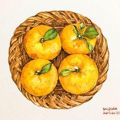 watercolor food painting/맛있는그림 (@dalgura) · Instagram 照片和视频