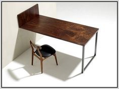 Wall-Mounted Dining Table - Google Search