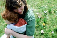 the sling diaries: emily and reuben babywearing beauty! #sakurabloom