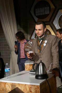 When small guys from a small country win the World Aeropress Championship http://bit.ly/wac2015winning