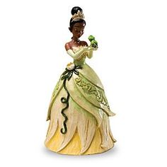Jim Shore Disney Traditions Tiana Figurine