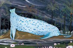 Yosuke Yamaguchi--Beautiful and Strange World Yamaguchi, Its Nice That, Painting Collage, Weird World, Japanese Artists, Animal Paintings, Animals Beautiful, Illustrations Posters, Illustrators