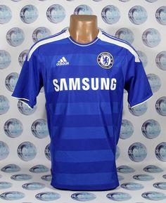 bc18a0496df CHELSEA 2011 2012 HOME FOOTBALL SOCCER SHIRT JERSEY TRIKOT MAGLIA ADIDAS L  #adidas #Chelsea