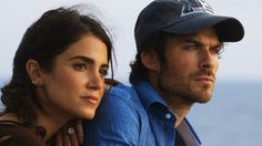 Nikki Reed and Ian Somerhalder share their experiences shooting with Years of Living Dangerously aboard a research vessel.