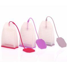 Bag Style Tea Infuser //Price: $8.95 & FREE Shipping //     #teaaddict