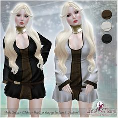 Jackpot Nubia Neutrals Second Life Gacha & Frees. This creation is from Luas and it is available as a free gift. Alongside this gift, you will find many