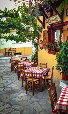 Gravisi Pizzeria - Skiathos, Greece