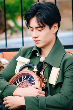 Hu Yi Tian participated in reality shows Actors Male, Cute Actors, Asian Actors, Handsome Korean Actors, Handsome Boys, Dramas, China Movie, Chines Drama, A Love So Beautiful