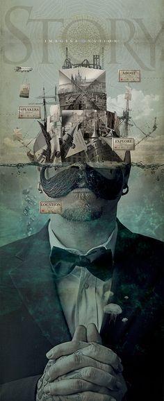 Story by Gary Dorsey, 2011 https://www.behance.net/gallery/1350773/STORY-2011-WEBSITE