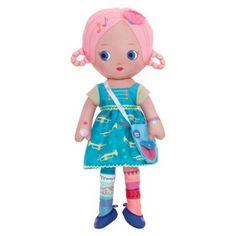 Mooshka Girls Nessa Doll  Abbey