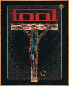Tool Artwork, Music Artwork, Metal Artwork, Tool Poster, Fan Poster, Alex Gray Art, Alex Grey, Tool Music, Rock Y Metal