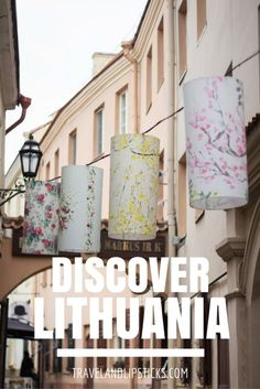 Learn more about the Baltic country Lithuania