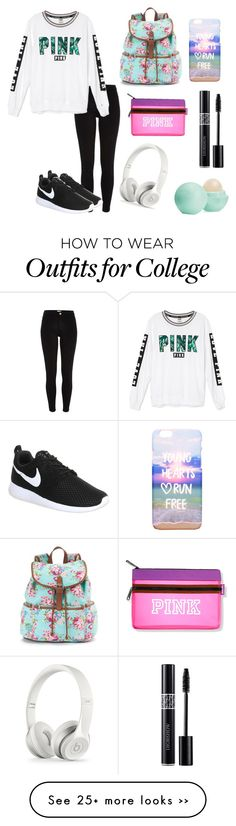 """Pink"" by hellofashion22 on Polyvore"