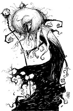 Labyrinth Goblin King Daily Sketch  by *skottieyoung