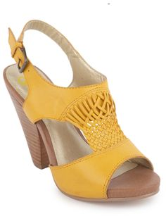 if i didn't already have yellow sandals for summer...